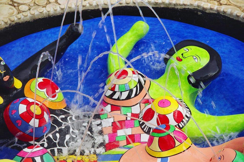 Giardino dei Tarocchi 1024x682 - Il respiro dell'arte