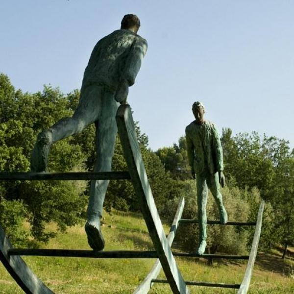 Giardino di Daniel Spoerri - Il respiro dell'arte