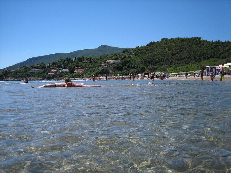 La spiaggia della Feniglia